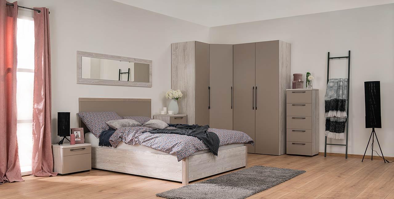Spavaća soba Galla pinija