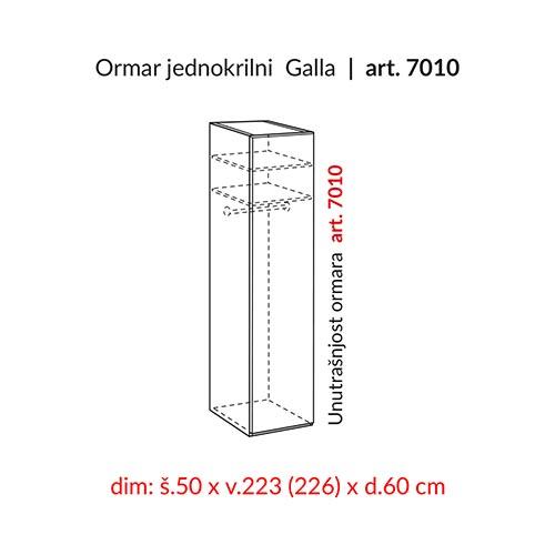 HESPO GALLA 7010-02