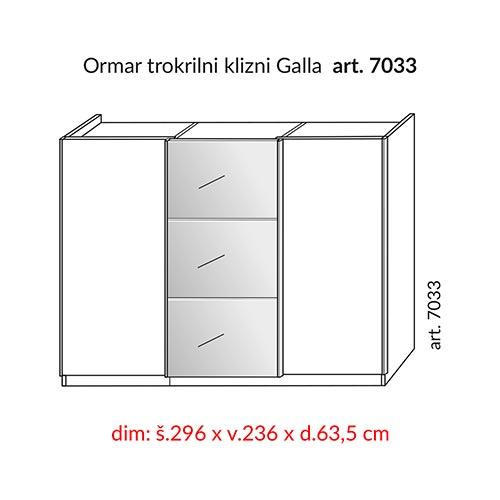 HESPO GALLA 7033-02