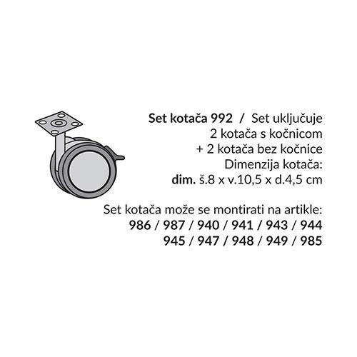 HESPO FUNKY 992