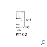 ALPLES PLANET PT13-2