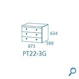 ALPLES PLANET PT22-3G