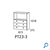ALPLES PLANET PT23-3