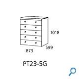 ALPLES PLANET PT23-5G