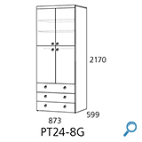 ALPLES PLANET PT24-8G