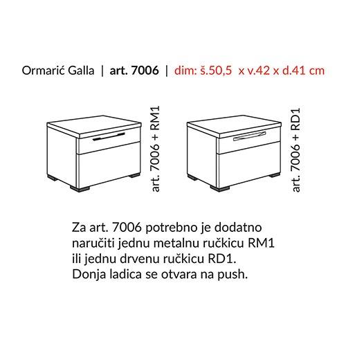 HESPO GALLA 7006-22