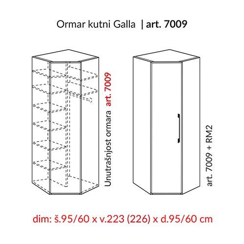 HESPO GALLA 7009-22