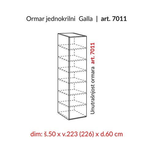 HESPO GALLA 7011-22