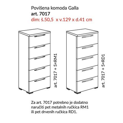 HESPO GALLA 7017-22