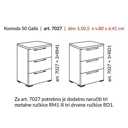 HESPO GALLA 7027-22
