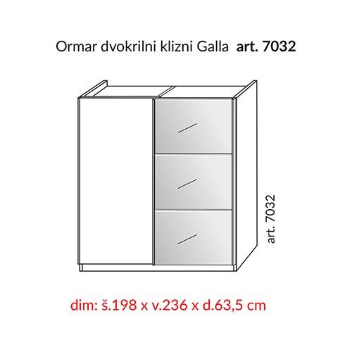 HESPO GALLA 7032-22