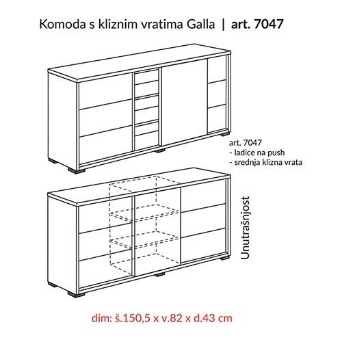 HESPO GALLA 7047-22