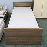 krevet s madracom i podnicom MADRAC LATEX 205x90 + KREVET G2 + PODNICA SANA M