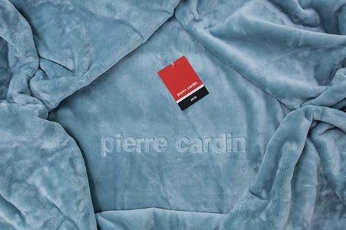 PIERRE CARDIN ASPEN 220x240 PLAVO SIVA