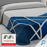 deka MORA NOVA LINEA 220x240 B42 PLAVA