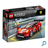 LEGO 75886 Ferrari 488 GT3 Scuderia Corsa
