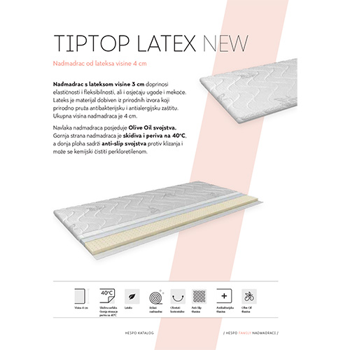 HESPO TIPTOP LATEX