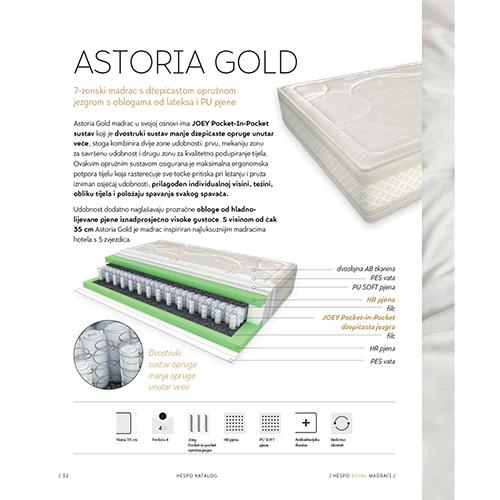 HESPO ASTORIA GOLD