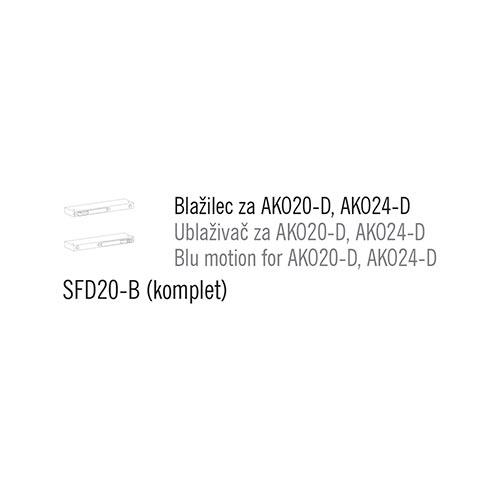 ALPLES ARABESKA SFD20-B
