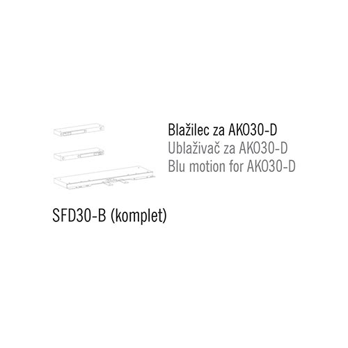 ALPLES ARABESKA SFD30-B