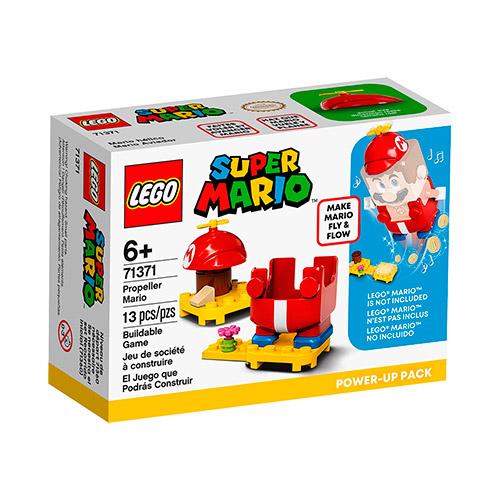 LEGO 71371 Paket za energiju – Mario s propelerom