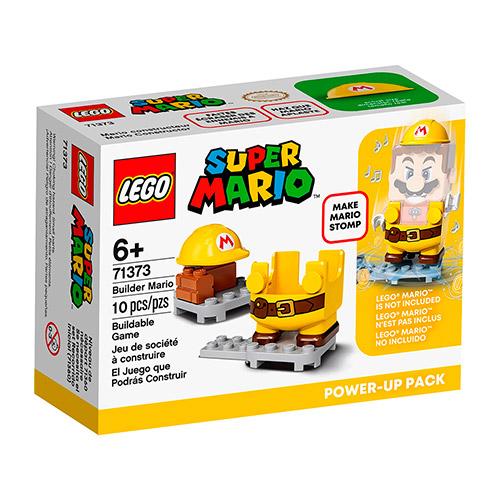 LEGO 71373 Paket za energiju – graditelj Mario