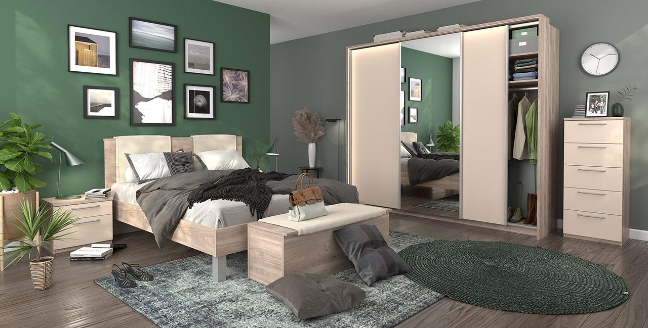 Apartmanski namještaj Mila