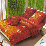 posteljina BENETTON PAMUK 140x200