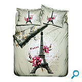 posteljina PARIS SATEN 140x200