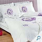 posteljina TAC SATEN CVIJET 140x200