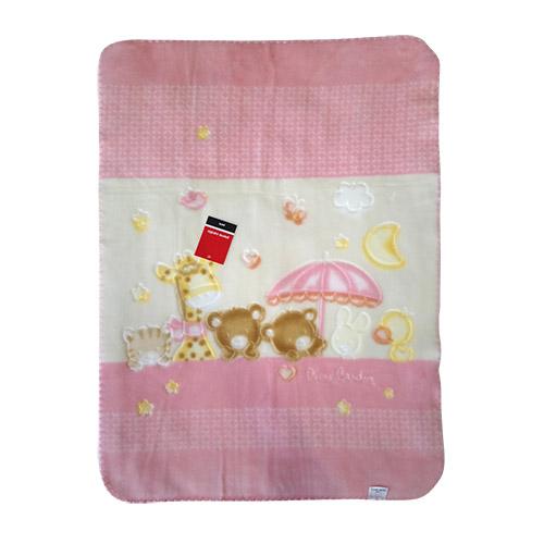 PIERRE CARDIN BABY NANCY 344 ROZA 110x140