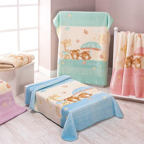 PIERRE CARDIN BABY NANCY 344 PINK 80x110
