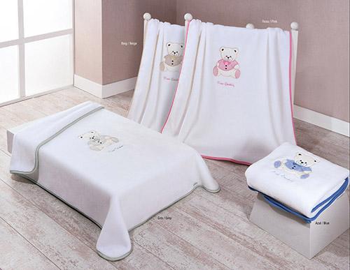 PIERRE CARDIN BABY NANCY 545 PLAVA 80x110
