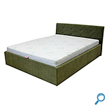 krevet TIN 200x160 S2U2 s podnicom