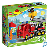 LEGO 10592 Vatrogasni kamion