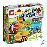 LEGO 10816 Moja prva vozila