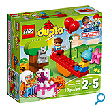 LEGO 10832 Rođendanski tulum
