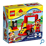 LEGO 10843 Mickey vozač formule