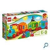 LEGO 10847 Moj prvi vlakić s brojevima