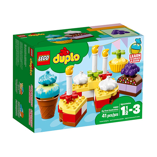 LEGO 10862 Moja prva proslava