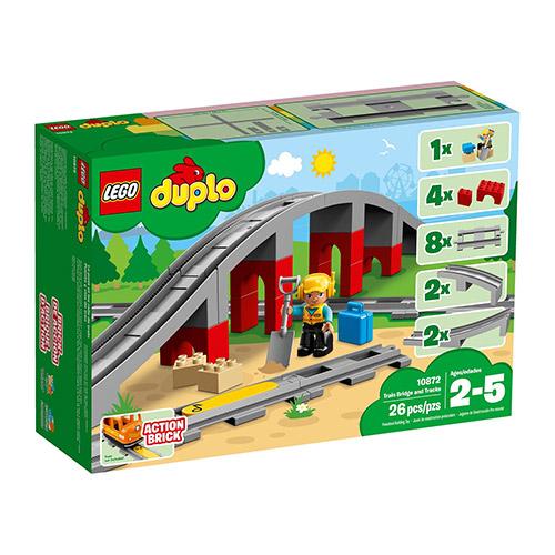 LEGO 10872 Željeznički most i tračnice