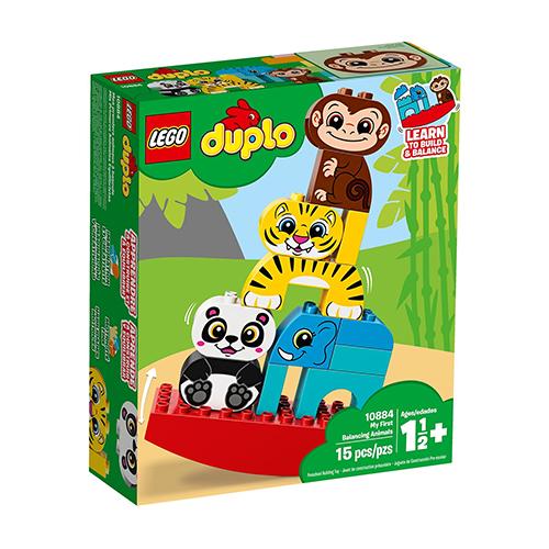 LEGO 10884 Moja prva životinjska piramida