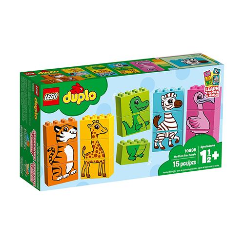 LEGO 10885 Moja prva zabavna slagalica