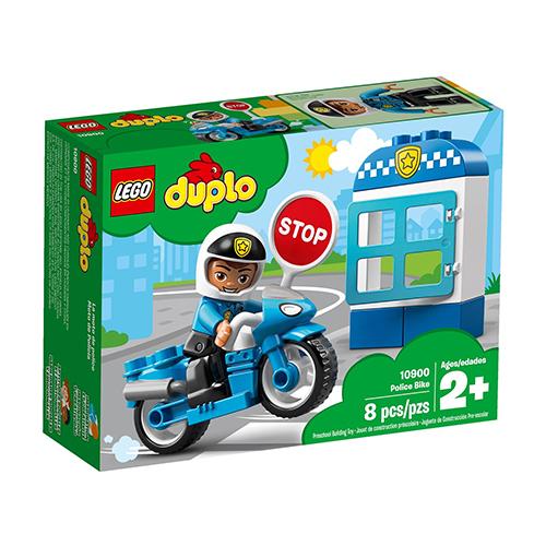 LEGO 10900 Policijski motocikl