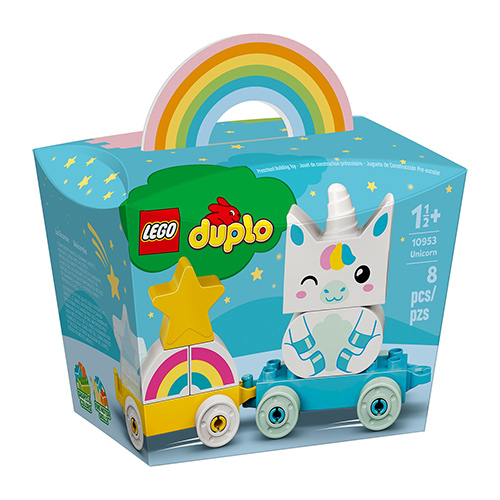 LEGO 10953 Jednorog