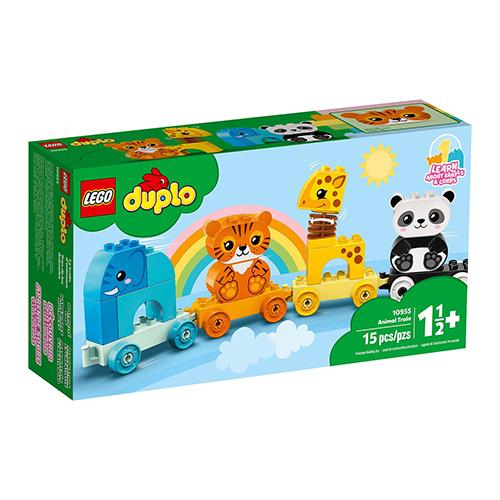 LEGO 10955 Životinjski vlak