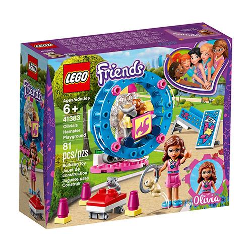 LEGO 41383 Olivijino igralište za hrčka