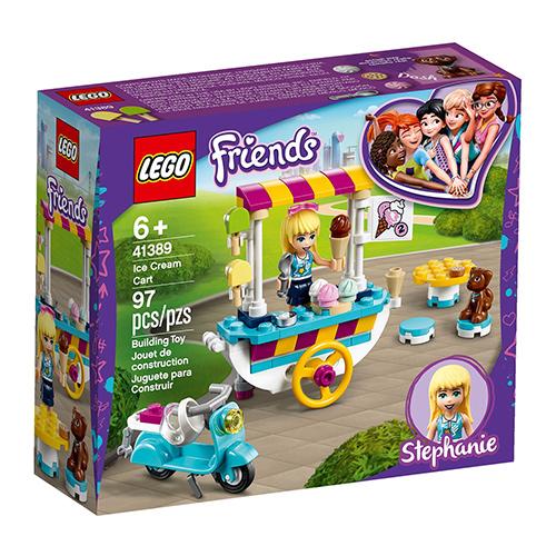 LEGO 41389 Sladoledarska kolica
