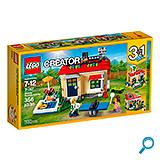 Lego 31067 Modularna vikendica s bazenom