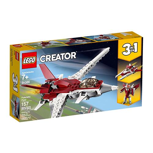 LEGO 31086 Futuristički letač